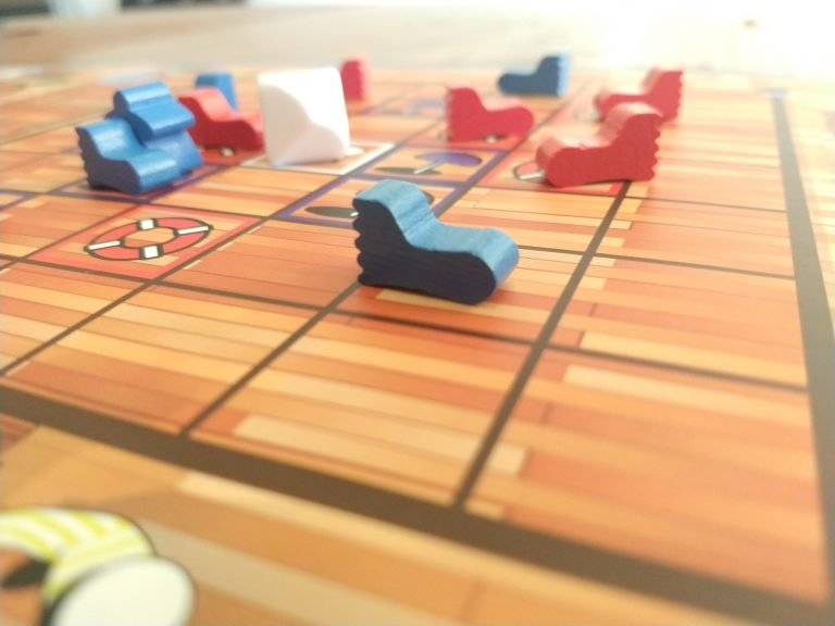 Picture of the game board