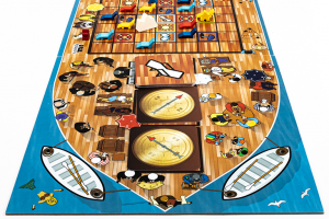 Deckchairs On The Titanic Board Game