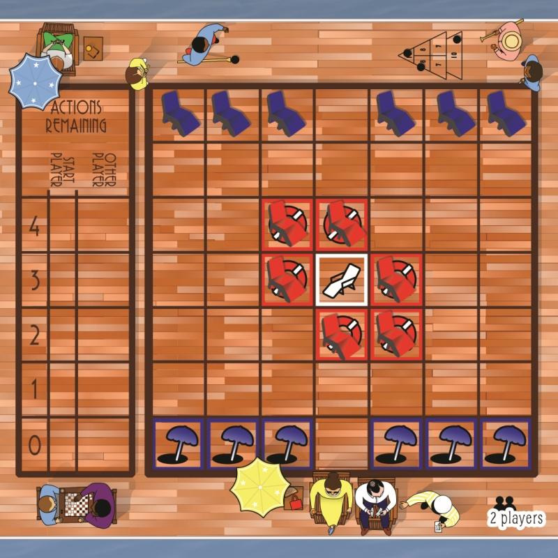 Unfair board setup
