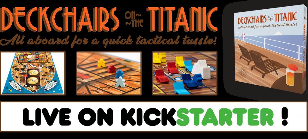 We are now live on Kickstarter!